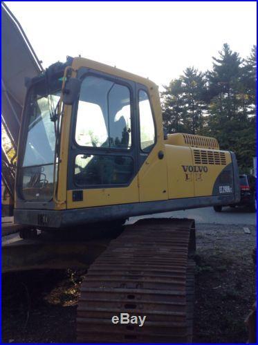 2001 Volvo 290 Blc Excavator