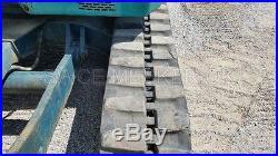 2001 Yanmar B7 Excavator Trackhoe Backhoe Dozer Diesel Engine Excavator 3332HRS
