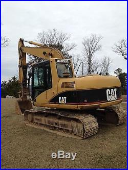 2001 caterpillar 312 CL
