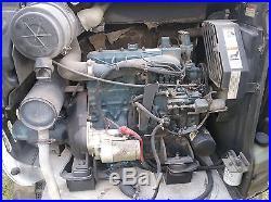 2002 Bobcat 331 Mini Excavator with Kubota Diesel