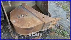 2002 Bobcat 337 Mini-Excavator Serviced & Painted 3 Buckets PENNSYLVANIA