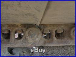 2002 Caterpillar 312CL Excavator, Cab/Heat/Air, Aux Hydraulics, Hyd QC, 9,813Hrs