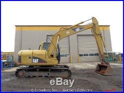 2002 Caterpillar 312C Hydraulic Excavator Hydraulic Q/C Heated Cab A/C bidadoo