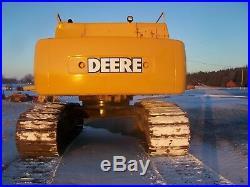 2002 John Deere 450C LC Excavator