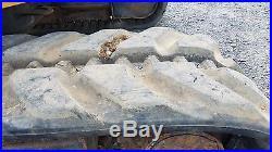 2002 John Deere 50 ZTS Mini Excavator Hydraulic Plumb Track Hoe with Twist Bucket