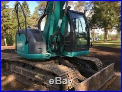 2002 Kobelco Sk135Sr Excavator
