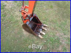 2002 Kubota KX41-2V Mini Excavator