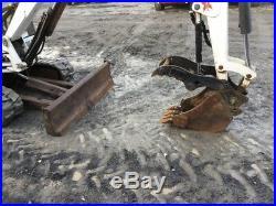2003 Bobcat 331 Hydraulic Mini Excavator with Hydraulic Thumb