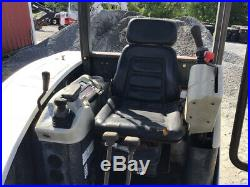 2003 Bobcat 334 Hydraulic Mini Excavator with Extend-A-Hoe 1600Hrs