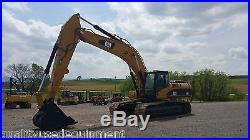 2003 Caterpillar 330CL Hydraulic Construction Excavator Cat 330 Steel Track Hoe
