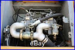 2003 DEERE 330C LC CRAWLER EXCAVATOR EROPS HEAT/AC RADIO 40 BUCKET 75% UC