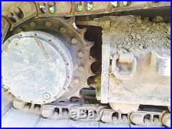 2003 Hitachi ZX160 excavator