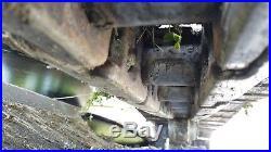2003 John Deere 120C Hydraulic Excavator Tracked Hoe Diesel Tractor Machinery