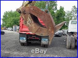 2003 John Deere 270C LC Lemac Grapple
