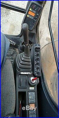 2003 John Deere 450c LC Large Hydraulic Diesel Track Excavator Heat/ Ac 6'Bucket