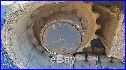 2003 John Deere 50C ZTS Mini Excavator Plumbed with Hydraulic Thumb Track Hoe Midi