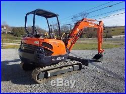Excavators » Blog Archive » 2003 Kubota KX121-3 Mini
