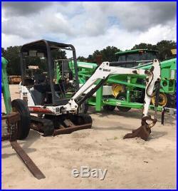 2004 Bobcat 322 Hydraulic Mini Excavator Coming Soon
