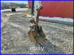 2004 Bobcat 331G Hydraulic Mini Excavator 3rd Valve Blade Kubota Diesel Engine