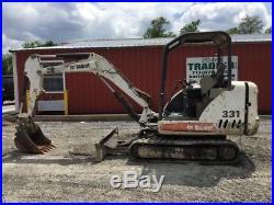 2004 Bobcat 331G Mini Excavator