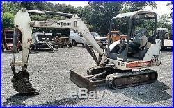 2004 Bobcat 331G Mini Excavator 2 speed Aux Hyds1962 hrs