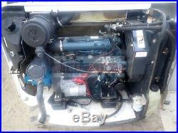 2004 Bobcat 331e Mini Excavator Cab Heat/ac Extend A Hoe Aux Hyd 40 HP Kubota