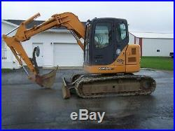 2004 CASE CX75SR Mid-size Excavator