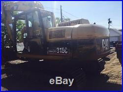 2004 CAT 315CL Excavator