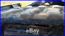 2004 Caterpillar 303CR Mini Excavator Track Hoe Hydraulic Plumbed Blade Cat