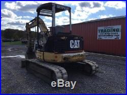 2004 Caterpillar 304CR Mini Excavator with Hydraulic Thumb