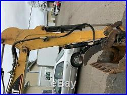 2004 Caterpillar 305 CR Excavator Long Stick