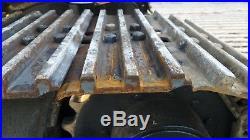 2004 Caterpillar 308C CR Hydraulic Excavator Tracked Hoe Diesel Steel Tracks Cat