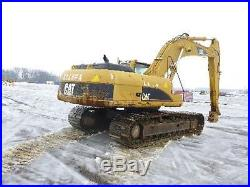 2004 Caterpillar 330CL Hydraulic Excavator, 8353 hours