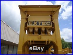 2004 EXTEC C13 CRAWLER TRACK IMPACT ROCK CRUSHER CRUSHING PLANT