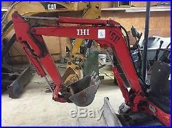 2004 IHI 7J Mini Excavator No Reserve