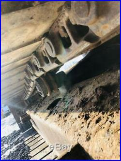 2004 John Deere 120C Hydraulic Excavator