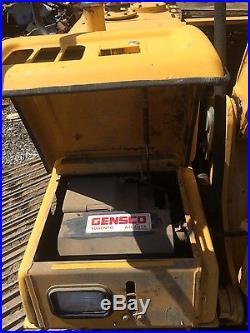 2004 John Deere 200 CLC Excavator withHydraulic Generator & Magnet