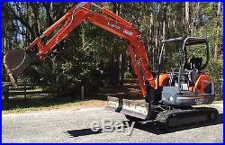 2004 Kubota Excavator KX121-3 ONLY 193 Hours