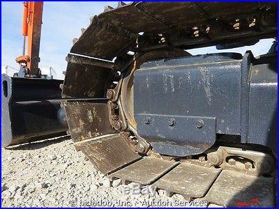 2004 Kubota KX161-3 Mini Excavator Aux Hyd Dozer Blade Track Hoe Midi bidadoo