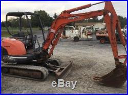 2004 Kubota KX91-3 Mini Excavator