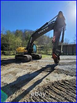 2004 Volvo EC330B LC Hydraulic Excavator
