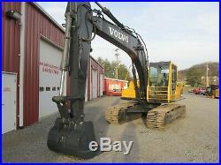 2004 Volvo Ec 160b Excavator Aux Hyd Good U/c