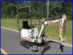 Excavators Blog Archive 2005 Bobcat 316 Mini Excavator In Mississippi No Reserve 957 Actual Hours 1 700