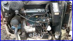 2005 Bobcat 331 MINI EXCAVATOR Kubota dozer backhoe tractor