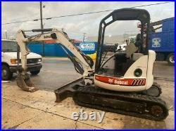2005 Bobcat 430 Excavator