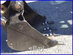 2005 CAT 303CR RUBBER TRACK MINI EXCAVTOR DIESEL CAB With AC & HEAT CATERPILLAR