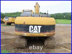 2005 Caterpillar 318C LN Hydraulic Excavator A/C Cab Hyd QC Diesel bidadoo
