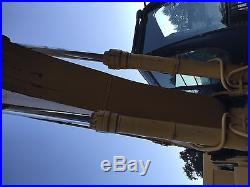 2005 DEERE 330C LC CRAWLER EXCAVATOR EROPS HEAT/AC RADIO 60 BUCKET 75% UC