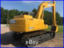 2005 Deere 160C LC Hydraulic Excavator