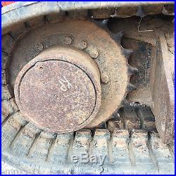 2005 Hitachi ZX35U Mini-Excavator Diesel Rubber Track Excavator Bobcat Cat
